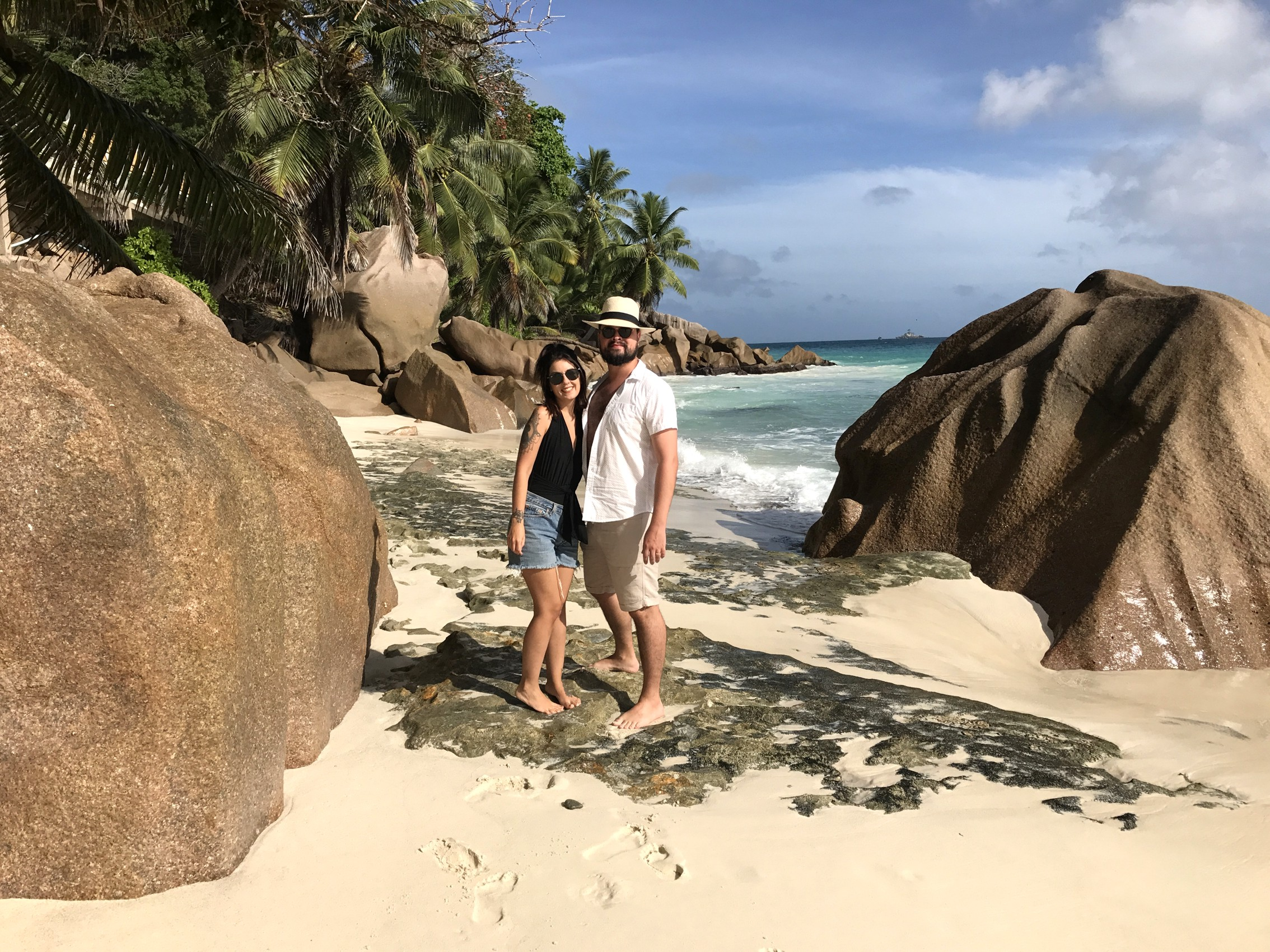 La Digue Anse Patate